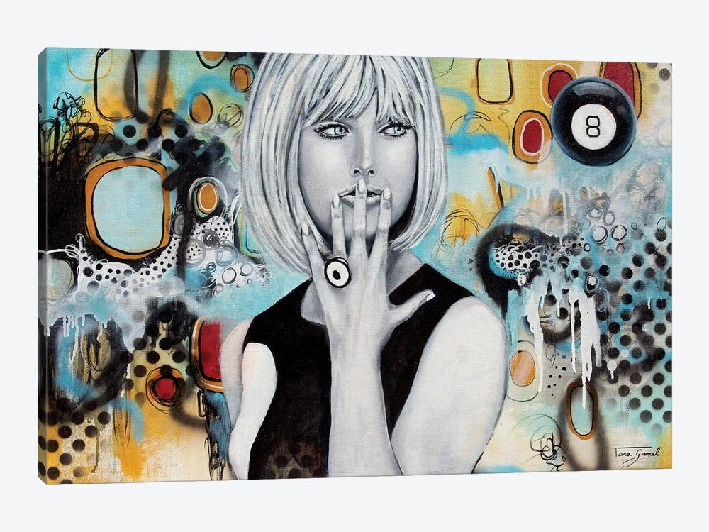 Decisive Indicision by Tara Gamel 1-piece Canvas Print