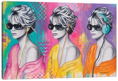 Evolution Of Isolation Canvas Art Print