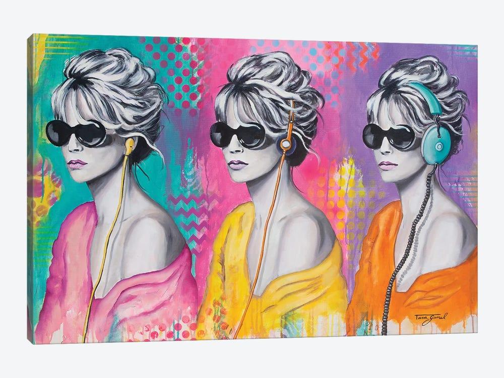 Evolution Of Isolation by Tara Gamel 1-piece Canvas Art