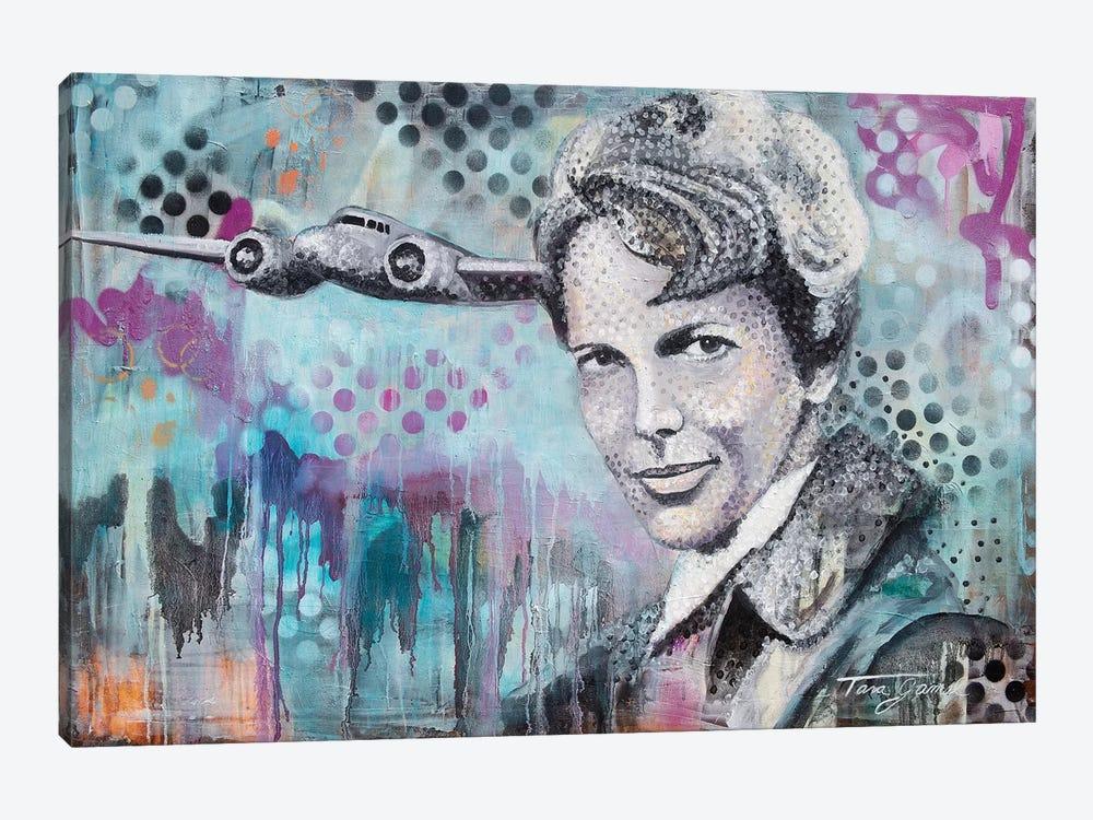 Actions Speak Louder by Tara Gamel 1-piece Canvas Wall Art