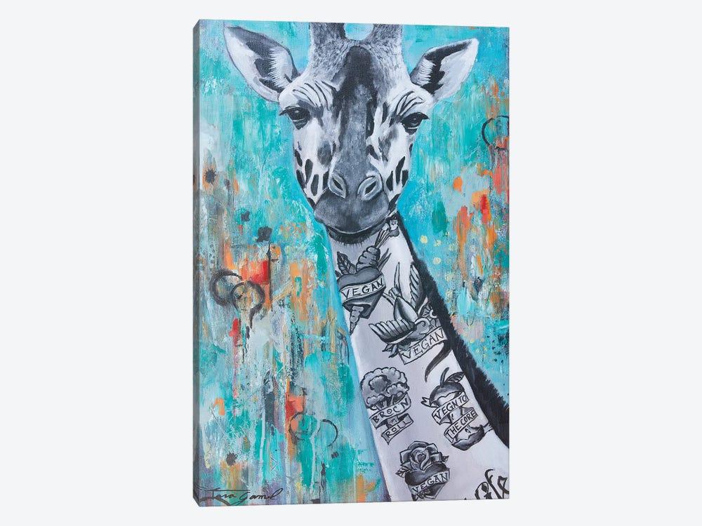 Livin La Vegan Loca by Tara Gamel 1-piece Canvas Print