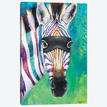 Master Of Disguise Canvas Print #GAM22} by Tara Gamel Canvas Print