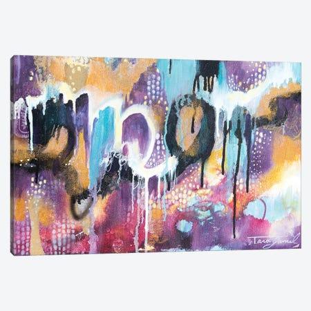 Lavishing Canvas Print #GAM40} by Tara Gamel Art Print