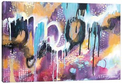 Lavishing Canvas Art Print