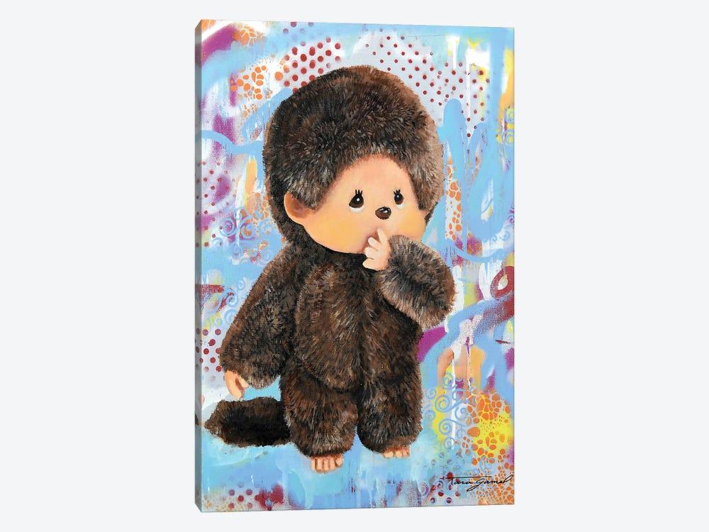 Monkey Business by Tara Gamel 1-piece Canvas Wall Art