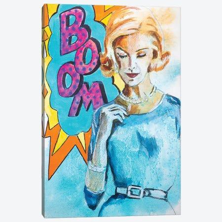 Boom  Canvas Print #GAM6} by Tara Gamel Canvas Print