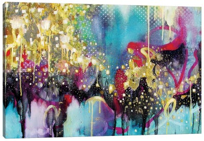 Contagious  Canvas Art Print