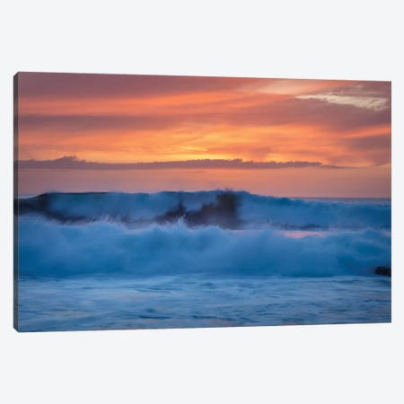 Coastal Sunset From Mullaghmore Head, County Sligo, Ireland Canvas Print #GAR133} by Gareth McCormack Canvas Art Print
