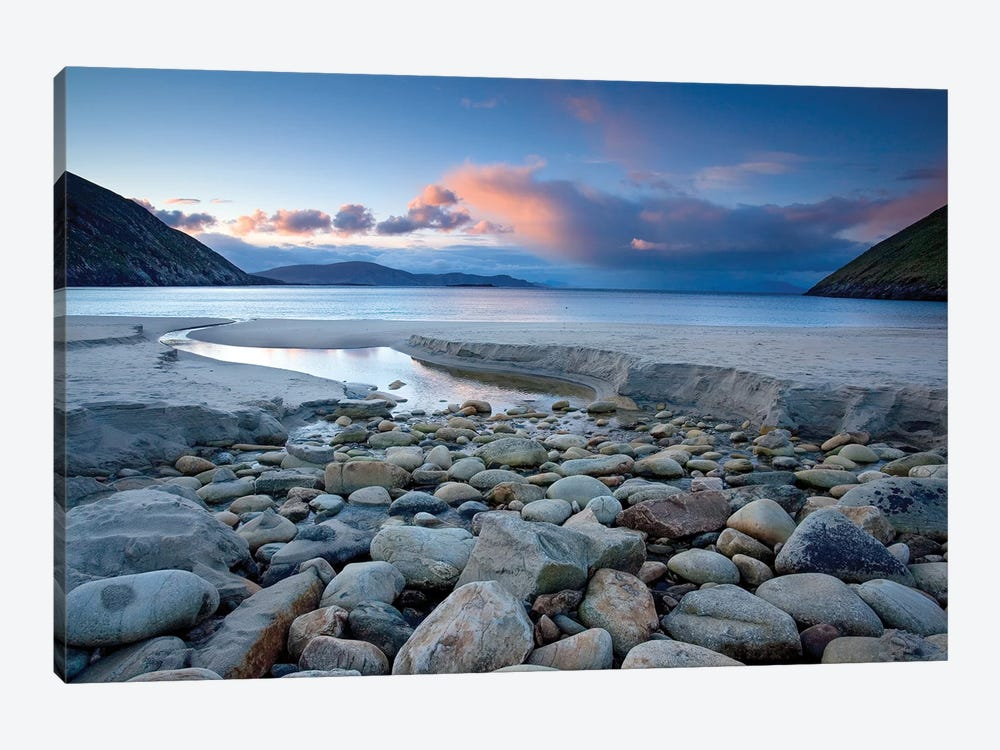 Early Summer Morning At Keem Strand, Achill Island, County Mayo, Ireland by Gareth McCormack 1-piece Canvas Artwork