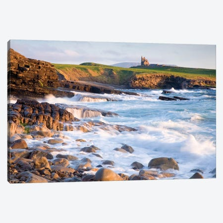 Coastal Landscape I, Mullaghmore, County Sligo, Connacht Province, Republic Of Ireland Canvas Print #GAR13} by Gareth McCormack Art Print
