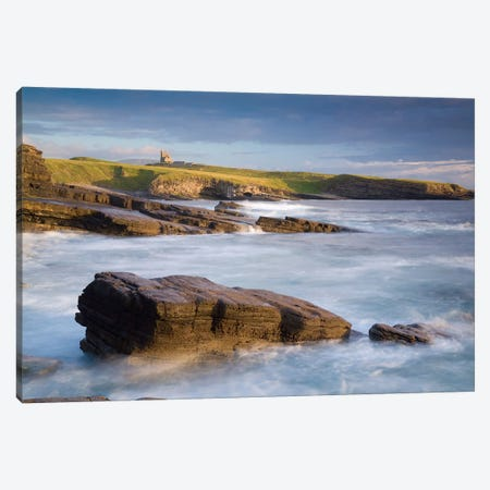 Coastal Landscape II, Mullaghmore, County Sligo, Connacht Province, Republic Of Ireland Canvas Print #GAR14} by Gareth McCormack Canvas Wall Art