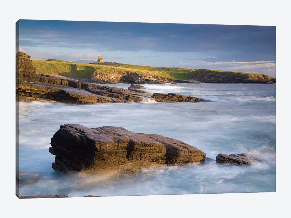 Coastal Landscape II, Mullaghmore, County Sligo, Connacht Province, Republic Of Ireland by Gareth McCormack 1-piece Canvas Artwork