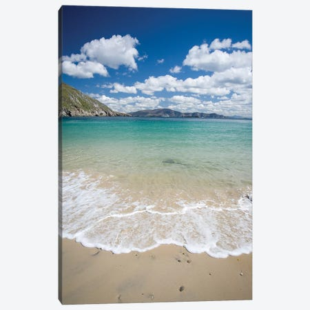 Keem Strand II, Achill Island, County Mayo, Ireland Canvas Print #GAR157} by Gareth McCormack Canvas Wall Art