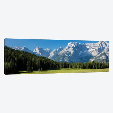 Monte Cristallo From The East II, Sexten Dolomites, Italy Canvas Print #GAR164} by Gareth McCormack Art Print