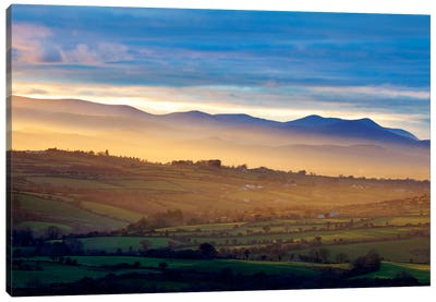 Countryside Landscape I, Near Killarney, County Kerry, Munster Province, Republic Of Ireland Canvas Art Print