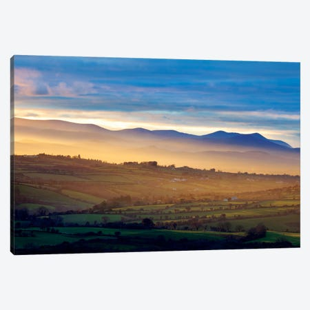 Countryside Landscape I, Near Killarney, County Kerry, Munster Province, Republic Of Ireland Canvas Print #GAR17} by Gareth McCormack Canvas Wall Art