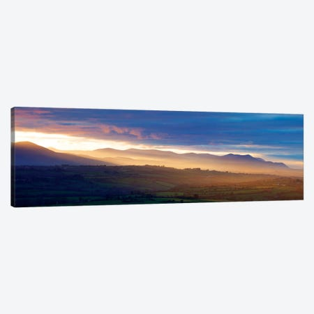 Countryside Landscape II, Near Killarney, County Kerry, Munster Province, Republic Of Ireland Canvas Print #GAR18} by Gareth McCormack Art Print