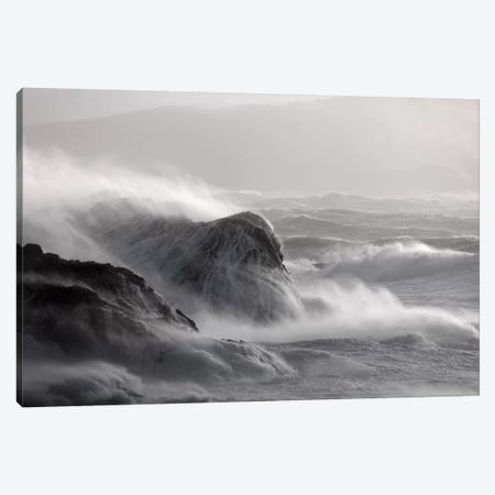 Crashing Waves I, County Mayo, Connacht Province, Republic Of Ireland Canvas Print #GAR20} by Gareth McCormack Canvas Wall Art