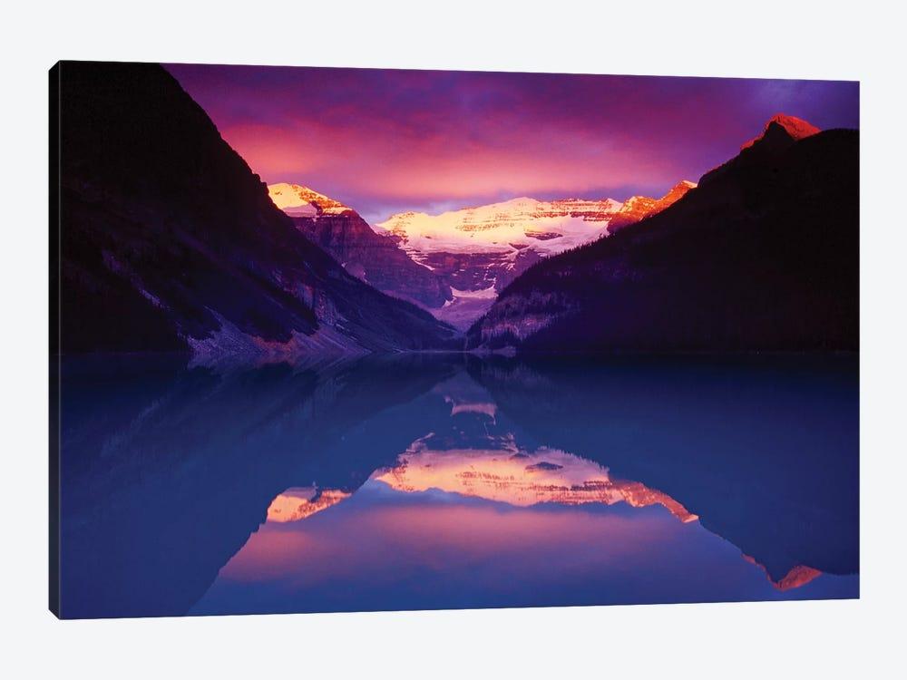 Lake Louise Dawn by Gareth McCormack 1-piece Canvas Art Print