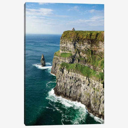 Cliffs of Moher Canvas Print #GAR220} by Gareth McCormack Canvas Print