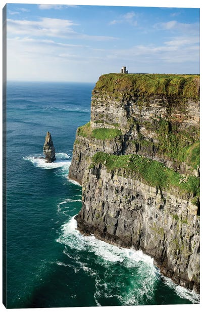 Cliffs of Moher Canvas Art Print