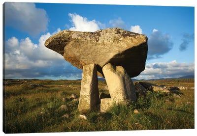 Kilclooney Dolmen, Donegal, Ireland Canvas Art Print