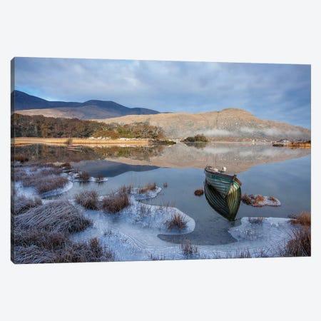 Killarney Lakes, Winter Morning II Canvas Print #GAR229} by Gareth McCormack Canvas Print