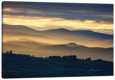 Kerry Landscape, Ireland I Canvas Art Print