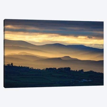 Kerry Landscape, Ireland I Canvas Print #GAR230} by Gareth McCormack Canvas Art