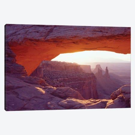 Dawn I, Mesa Arch, Canyonlands National Park, Utah, USA Canvas Print #GAR25} by Gareth McCormack Canvas Art Print