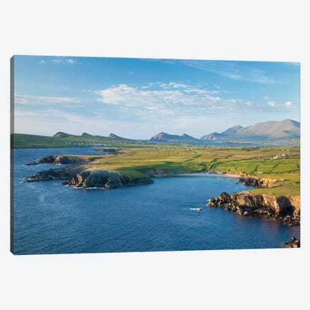 Dingle Peninsula, County Kerry, Munster Province, Republic Of Ireland Canvas Print #GAR32} by Gareth McCormack Canvas Art Print