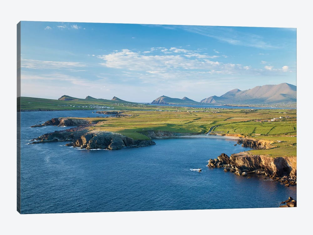 Dingle Peninsula, County Kerry, Munster Province, Republic Of Ireland by Gareth McCormack 1-piece Canvas Artwork