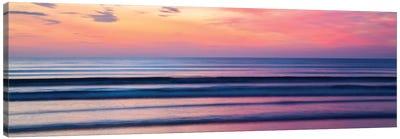 Evening Seascape, County Sligo, Connacht Province, Republic Of Ireland Canvas Art Print