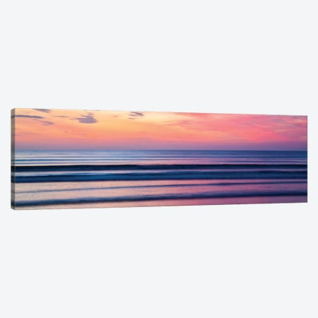 Evening Seascape, County Sligo, Connacht Province, Republic Of Ireland Canvas Print #GAR41} by Gareth McCormack Canvas Art