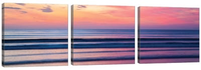 Evening Seascape, County Sligo, Connacht Province, Republic Of Ireland Canvas Art Print