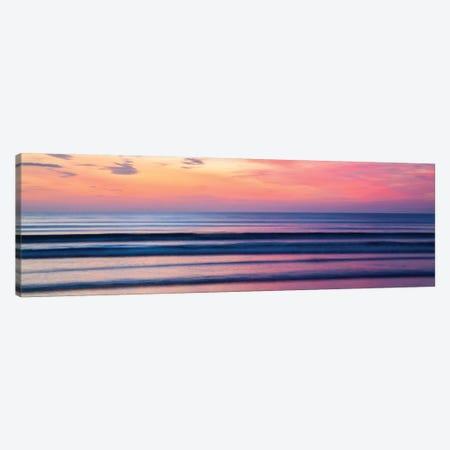 Evening Seascape, County Sligo, Connacht Province, Republic Of Ireland Canvas Print #GAR41} by Gareth McCormack Canvas Art