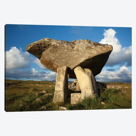 Kilcooney Dolmen I, County Donegal, Ulster Province, Republic Of Ireland Canvas Print #GAR51} by Gareth McCormack Canvas Print