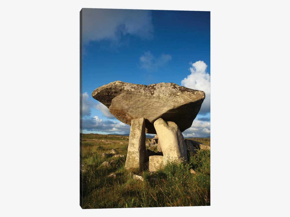 Kilcooney Dolmen II, County Donegal, Ulster Province, Republic Of Ireland by Gareth McCormack 1-piece Canvas Art