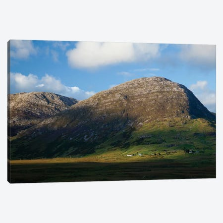 Knocknahillion, Maumturk Mountains, Connemara, County Galway, Connacht Province, Republic Of Ireland Canvas Print #GAR54} by Gareth McCormack Canvas Art