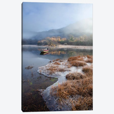 Morning Frost, Upper Lake, Killarney National Park, County Kerry, Munster Province, Republic Of Ireland Canvas Print #GAR61} by Gareth McCormack Canvas Art