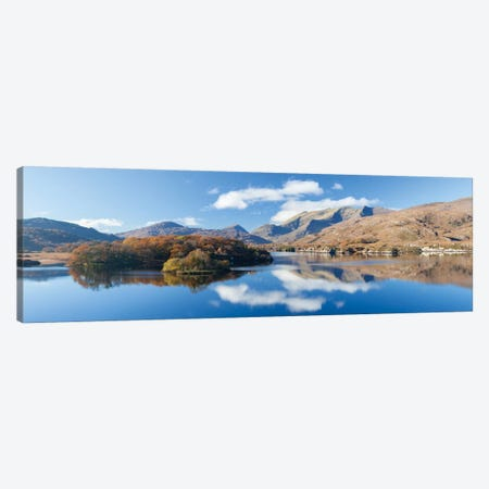 Upper Lake, Killarney National Park, County Kerry, Munster Province, Republic Of Ireland 3-Piece Canvas #GAR99} by Gareth McCormack Canvas Print