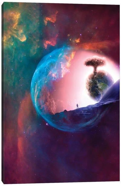 Dead Earth Canvas Art Print