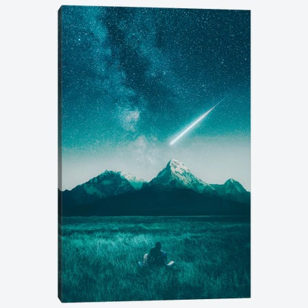 Sky Full Of Stars Canvas Print #GAV16} by Gabriel Avram Canvas Art