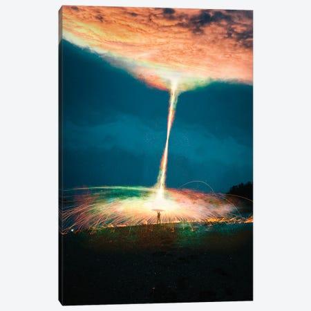 Quasar Canvas Print #GAV1} by Gabriel Avram Canvas Wall Art