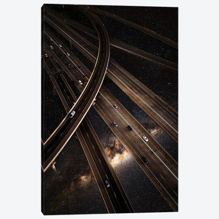 Galactic Highway Canvas Print #GAV29} by Gabriel Avram Canvas Art