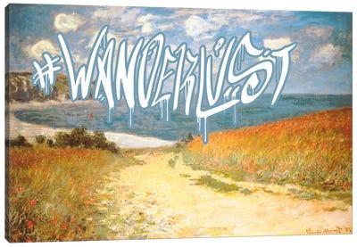 Wanderlust Canvas Art Print
