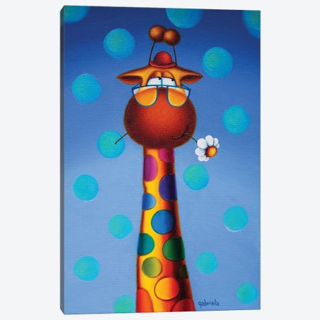 Dare to Be Different Canvas Print #GBE12} by Gabriela Elgaafary Canvas Art