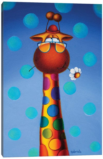 Dare to Be Different Canvas Art Print