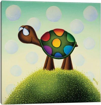 Create your Own Rainbow Canvas Art Print
