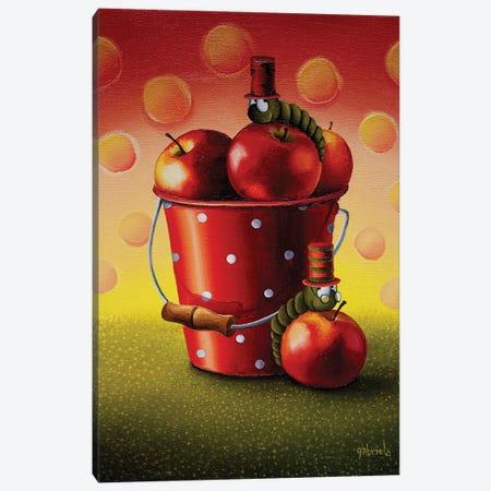 Summer Fun Canvas Print #GBE19} by Gabriela Elgaafary Canvas Art